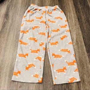 Carter's Fleece Fox PJs